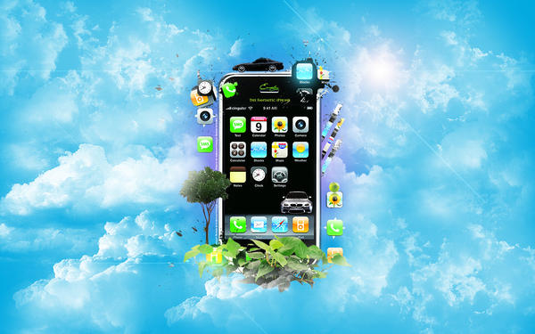 iPhone by eur0lay