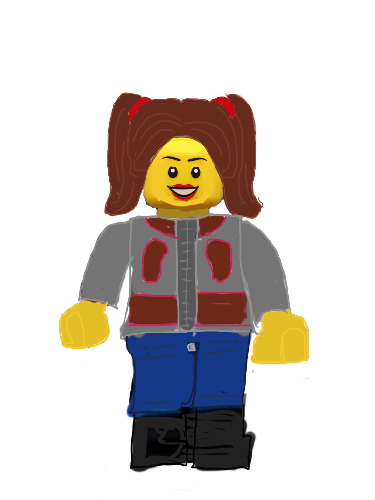 Lego me by Anira