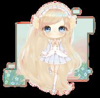 [AT] LittleBlueMuffin by kikkidream