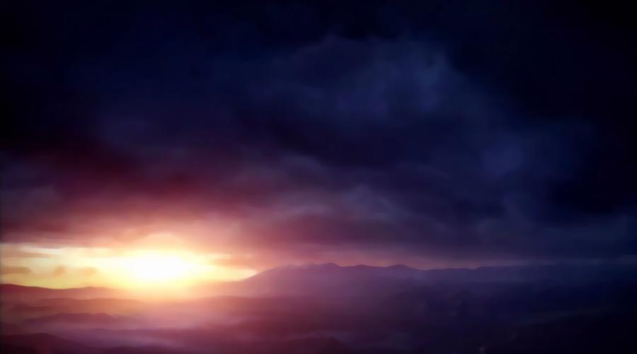 Dawn by DarkDescentia