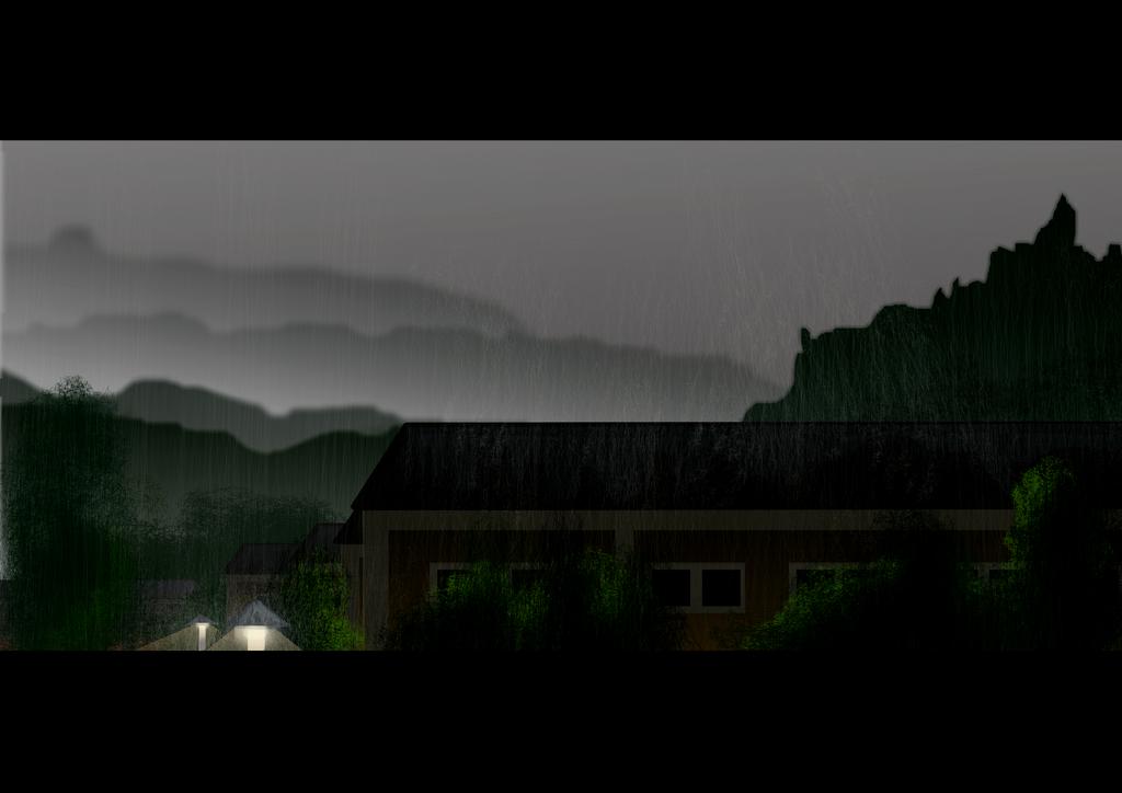 Rain by BlueBabyElephants