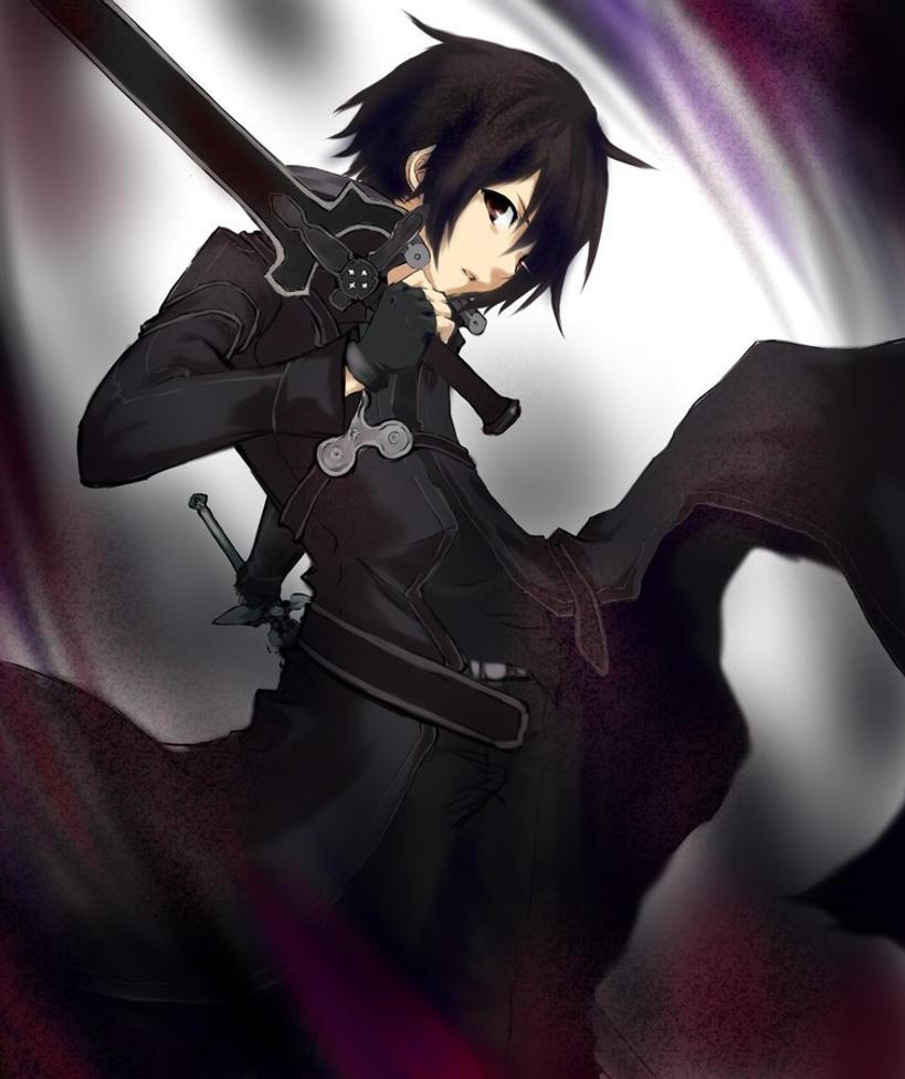 Kirito | Sword Art Online Abridged Wikia | FANDOM powered by Wikia