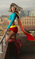 Supergirl:  the Maid of Might