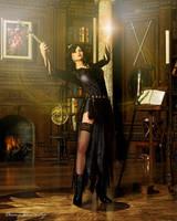 Witchin' Hour by donnaDomenitzo