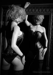Reflections by donnaDomenitzo
