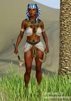 Pharaohs Charioteer Egypt 1450BC