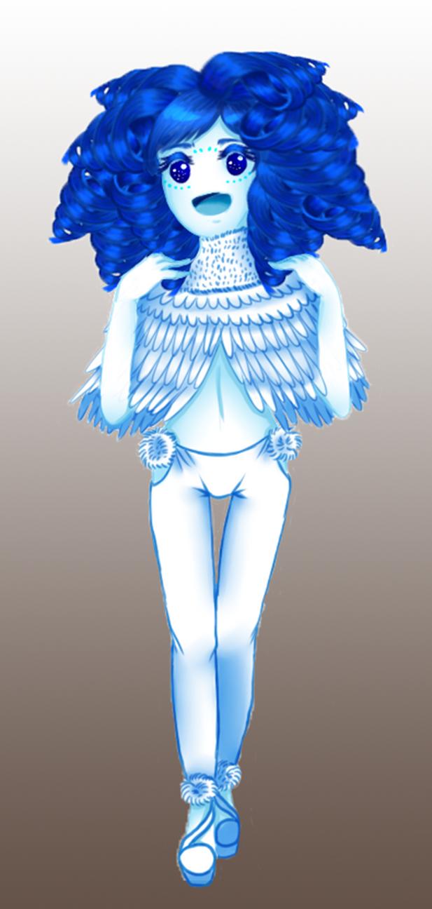 CR- Alcyone (Pleiades) by Tsukinekoi