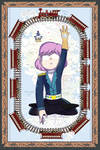 Heliador The Boundary Breaker (Tapestry)