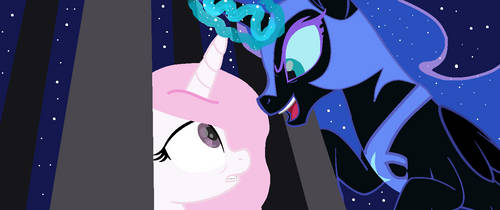 Be ready... to get vanished to the MOON!! by AmberOfTheMudSand