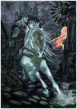 Coming Home _Escape from Thangorodrim
