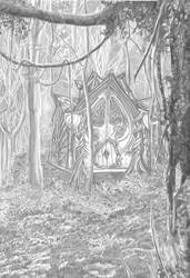 Work in progress _ A Tale of Brethil Forest