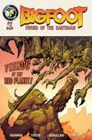 Bigfoot 2 by ANDYTAYLOR-GARBAGE