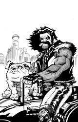 Lobo and Dawg