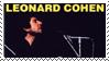 Leonard Cohen by gigidelagaze