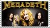 Megadeth by gigidelagaze
