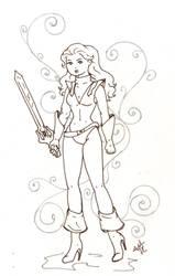 Princess Adora by Ladymalk