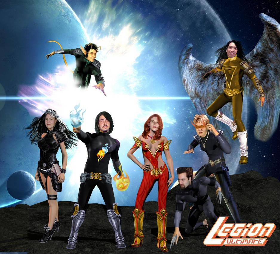Ultimate Legion by Ladymalk