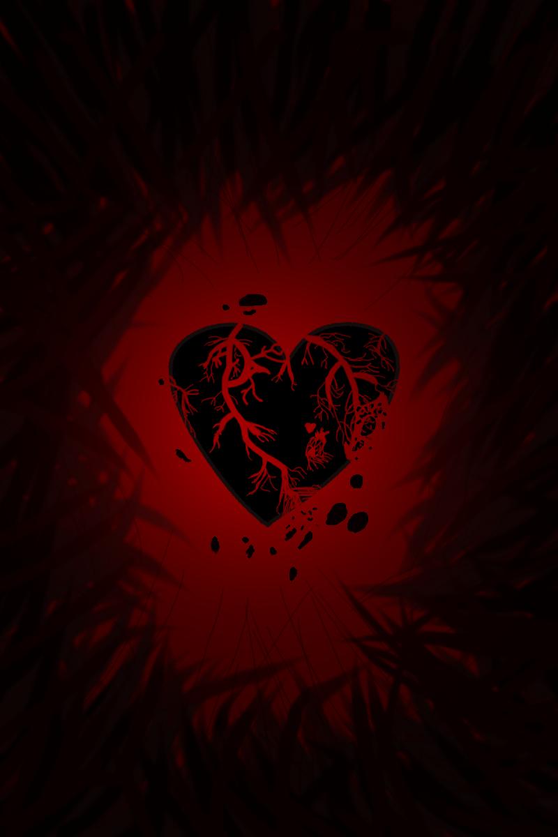 Dark Heart by gocz3 on DeviantArt