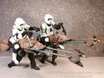 Speeder Bike Costumes