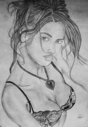 Adrianna - Victoria's secret by Linu-Altair