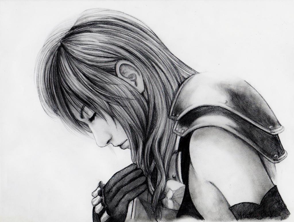 Lightning, Knight of the Goddess by Anadia-Chan