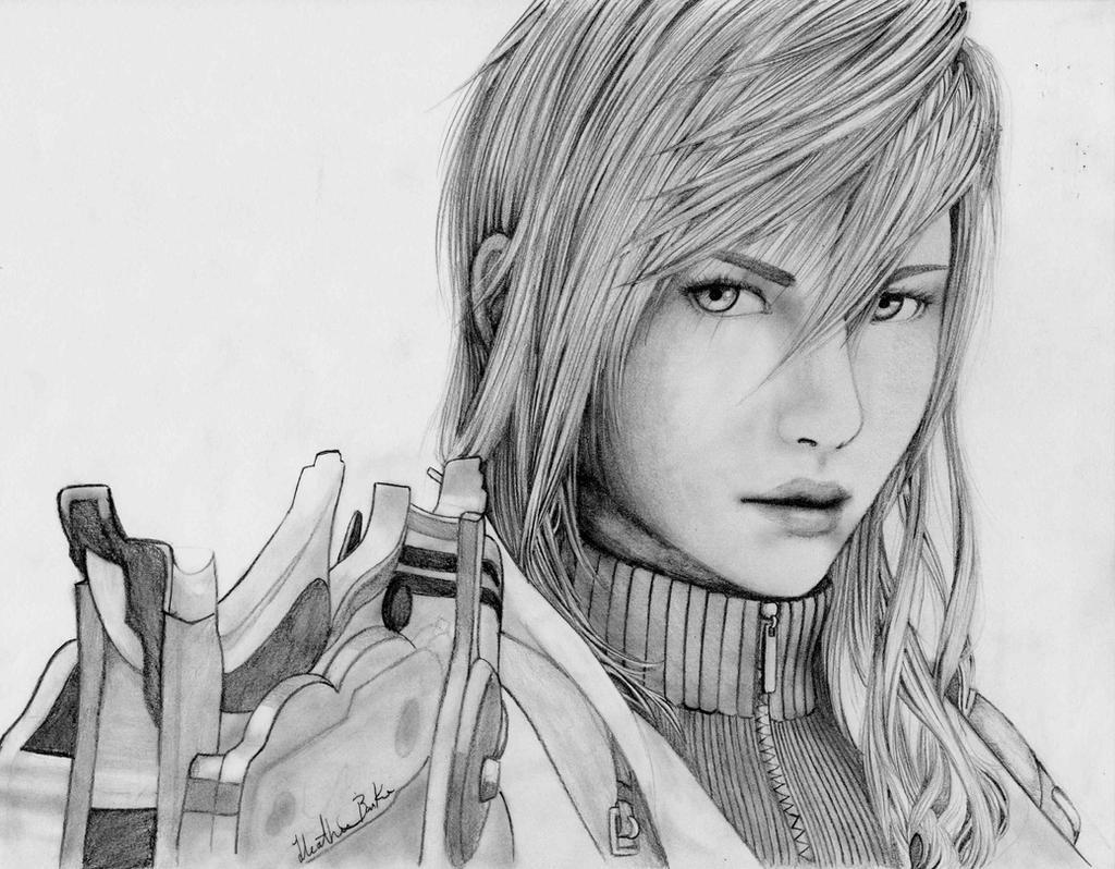 Nice Gun, Lightning by Anadia-Chan