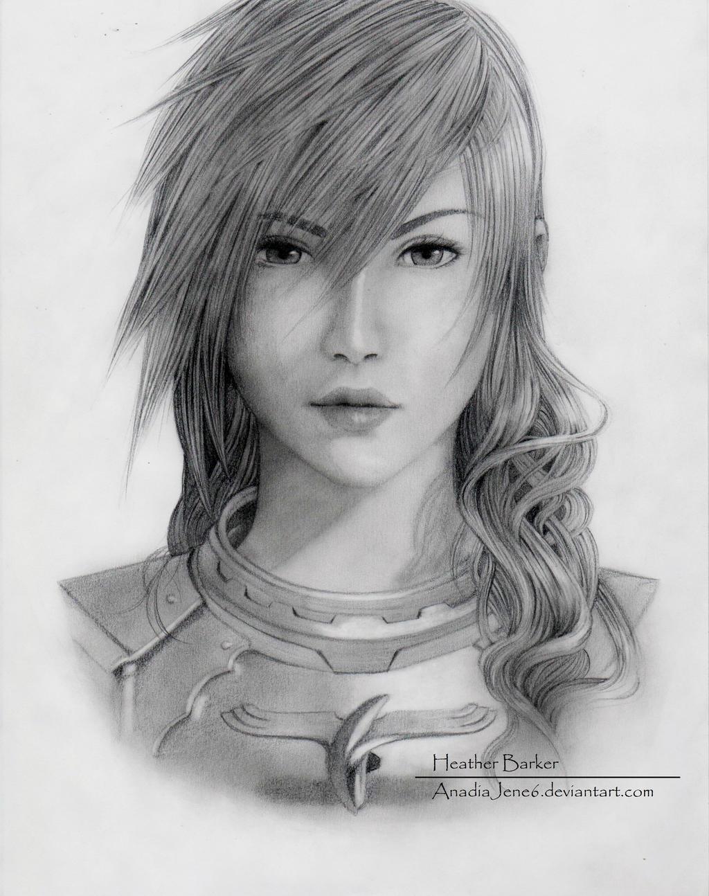 Etro's Knight, Lightning by Anadia-Chan