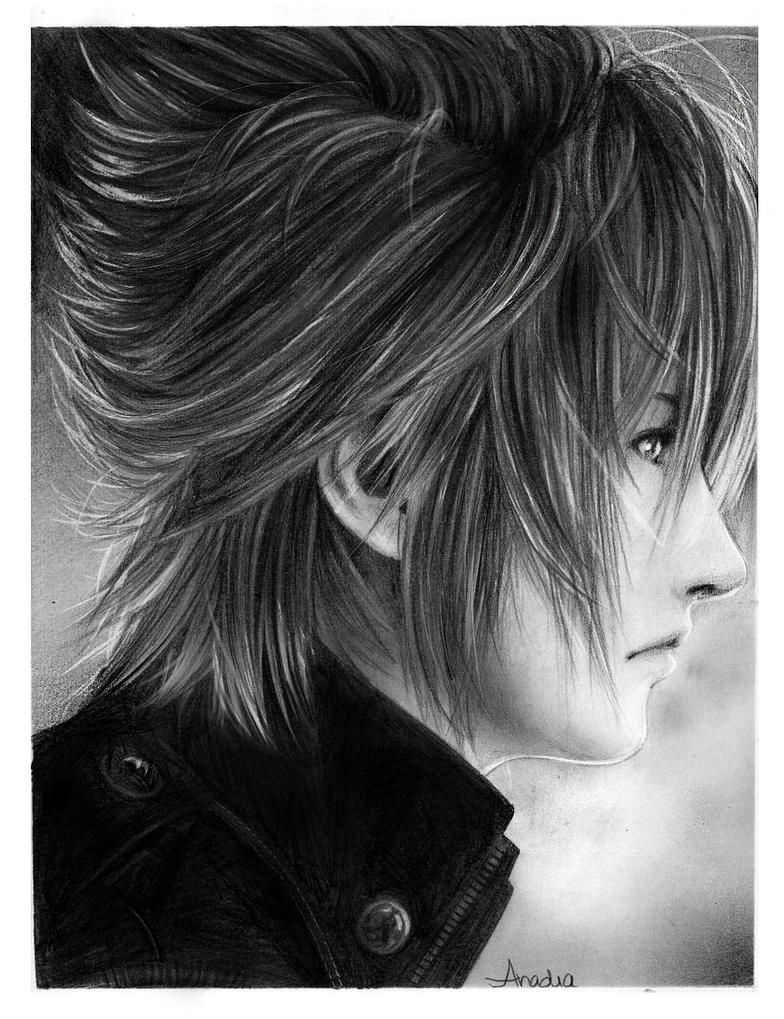 prince noctis by anadiachan on deviantart