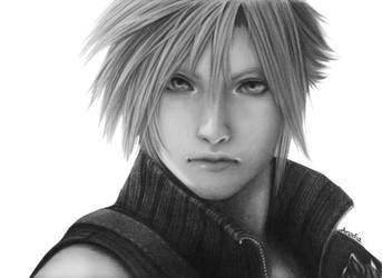 Cloud Strife by Anadia-Chan
