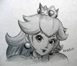 Day #19: Princess Peach
