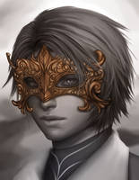 Masque by Anadia-Chan