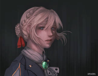 Violet Evergarden by Anadia-Chan