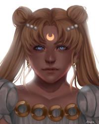 Princess Serenity by Anadia-Chan