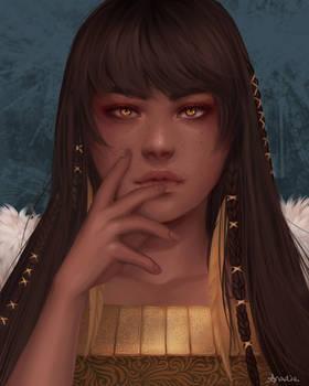 Kalopsian Goddess