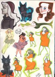 sketchbook2 page17 by shmisten