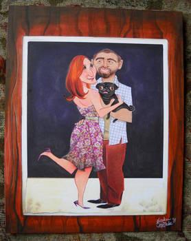 Rick and Lindsey