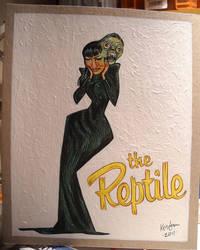 The Reptile by shmisten