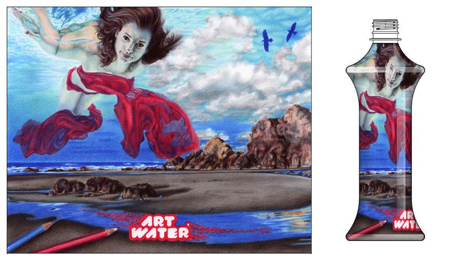 Wonderful Water. by dreamarian