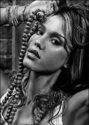 Jessica Alba. by dreamarian