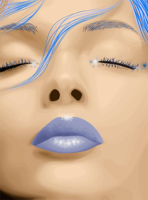 Ice queen by Aquarius57
