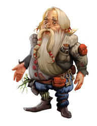 gnome by gorec