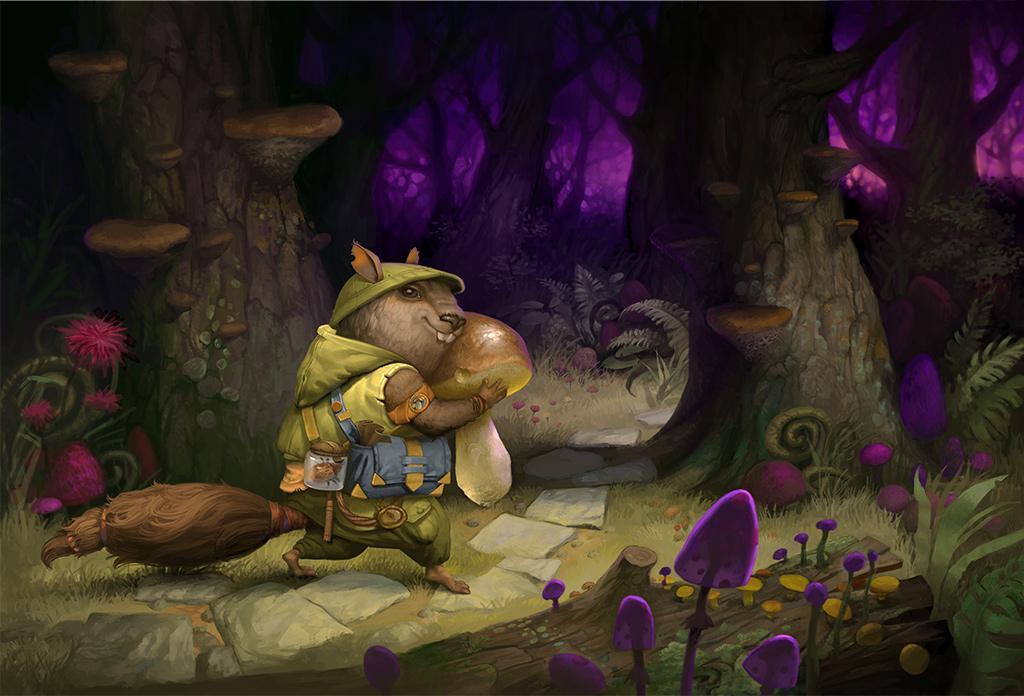 My mushroom by gorec