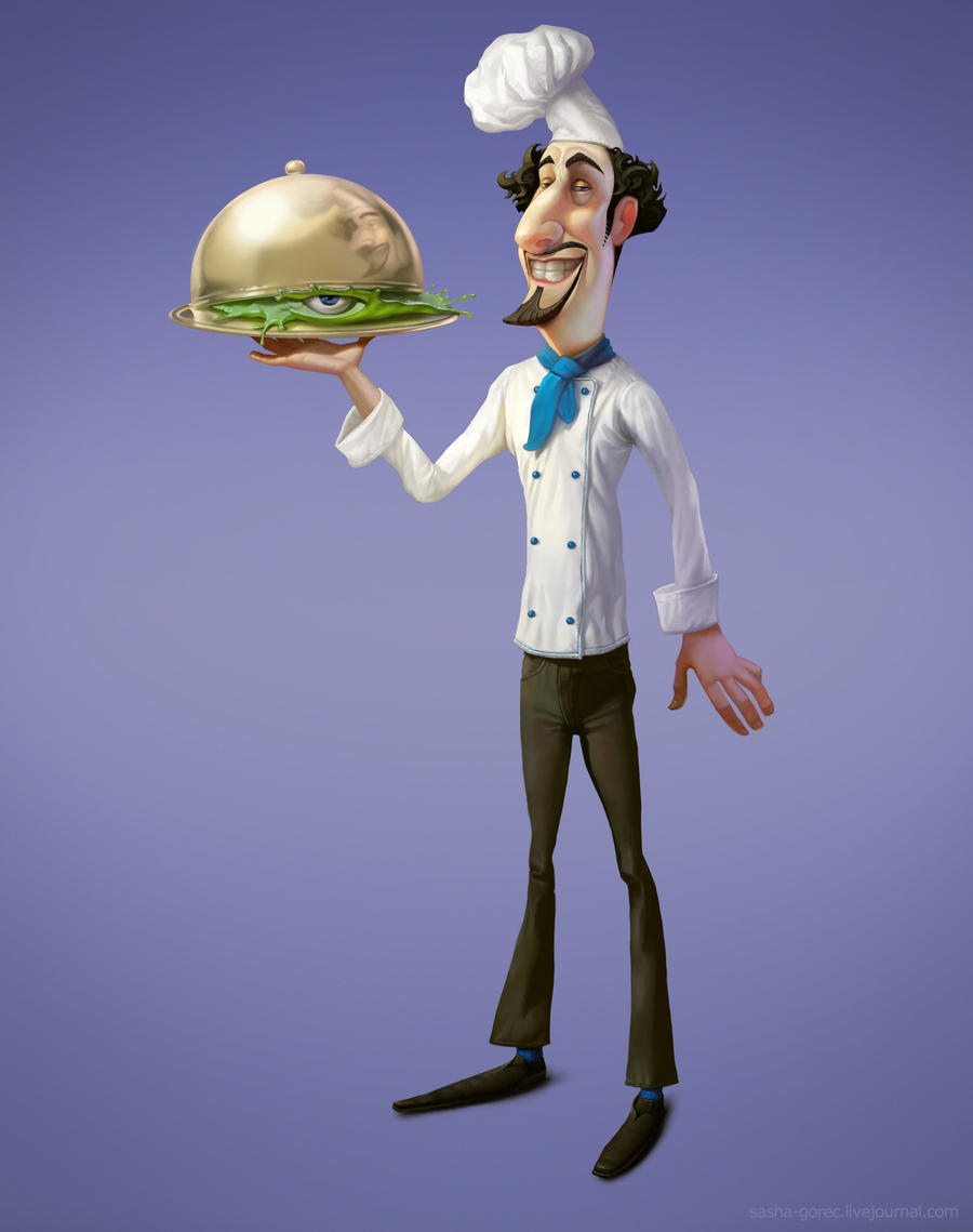 Chef. by gorec