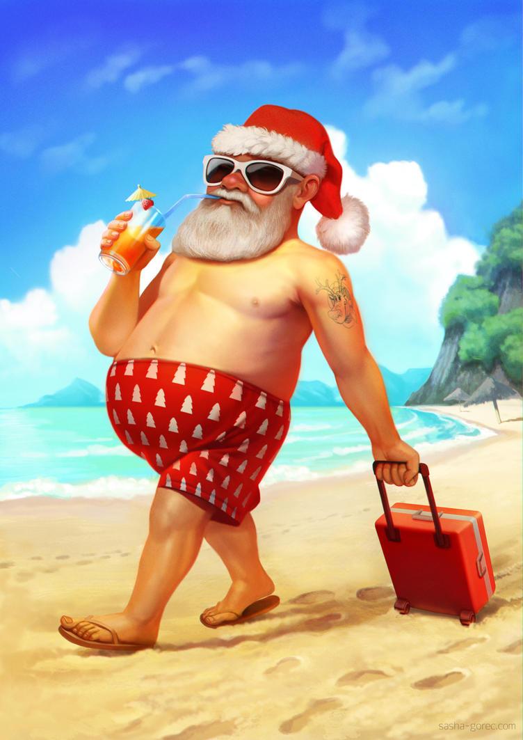 Santa by gorec