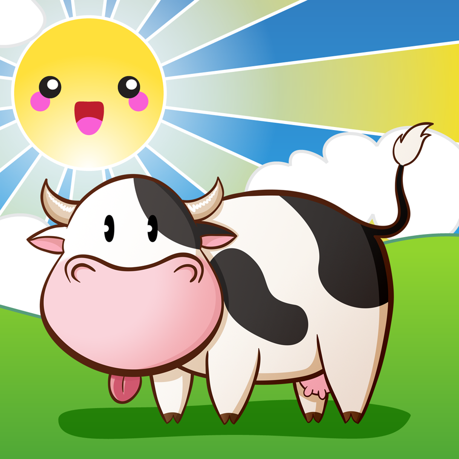 cow moo - revised by Badriel on DeviantArt I Love Moo Cow