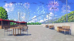 Amusement Park by Badriel