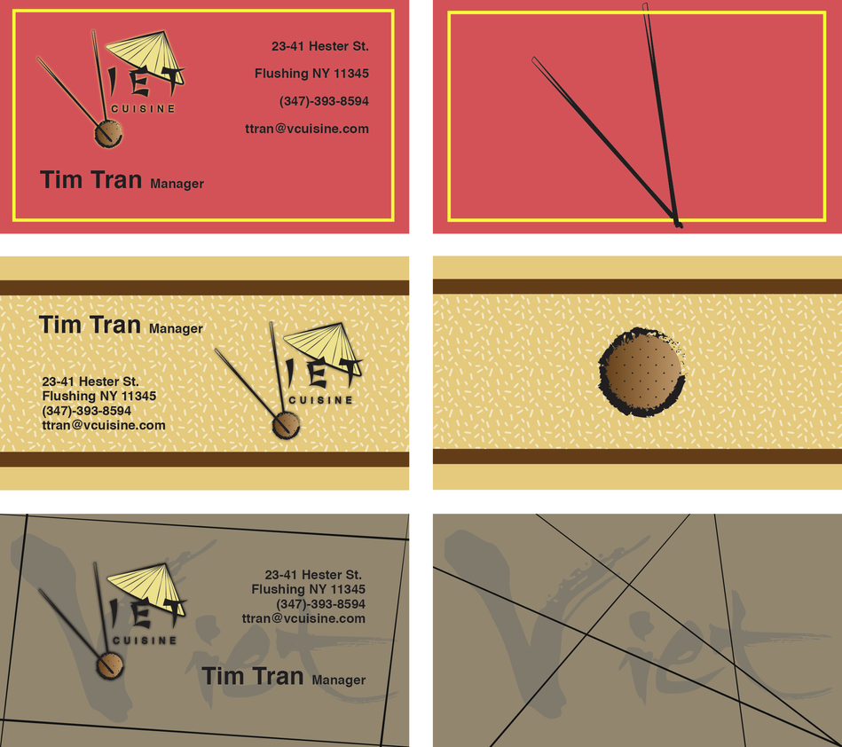 Restaurant business cards by yensidtim on deviantart restaurant business cards by yensidtim reheart Images