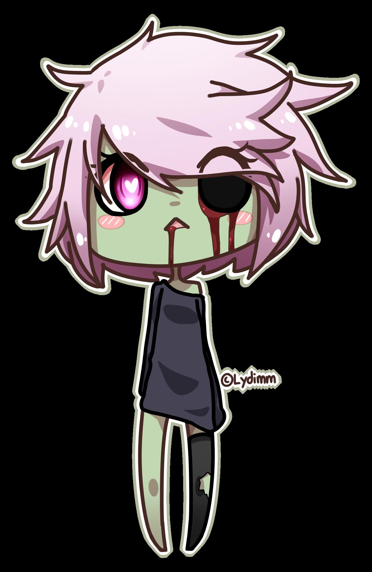 Chibi Zombie Ly