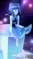 Lapis Lazuli - Speedpaint by Iydimm