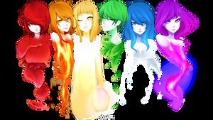 REDRAW Rainbow - Speedpaint